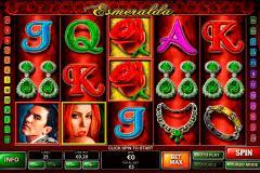 esmeralda playtech spielautomaten