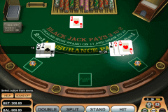 european blackjack betsoft blackjack