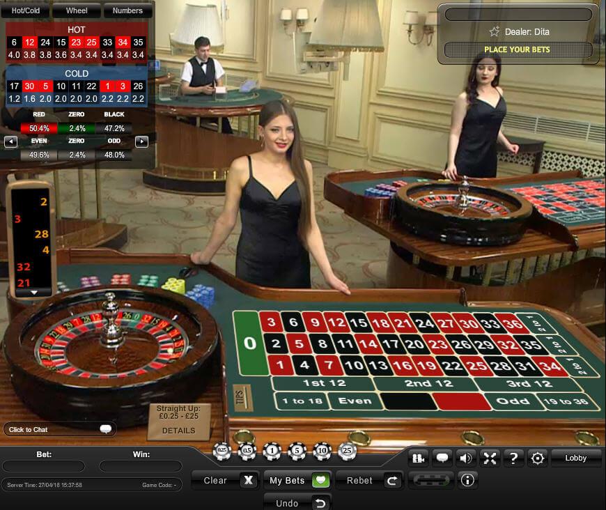 Casino Roulett Kostenlos Online Spielen