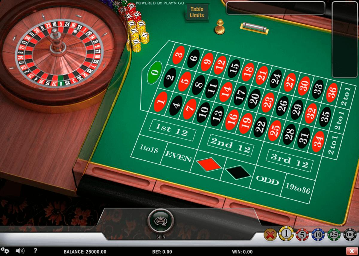 european roulette playn go roulette