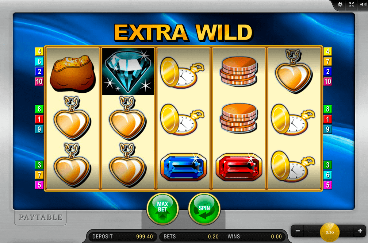 online casino sites extra wild spielen