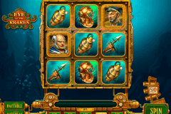 Eye Of The Kraken slot - spil online gratis straks