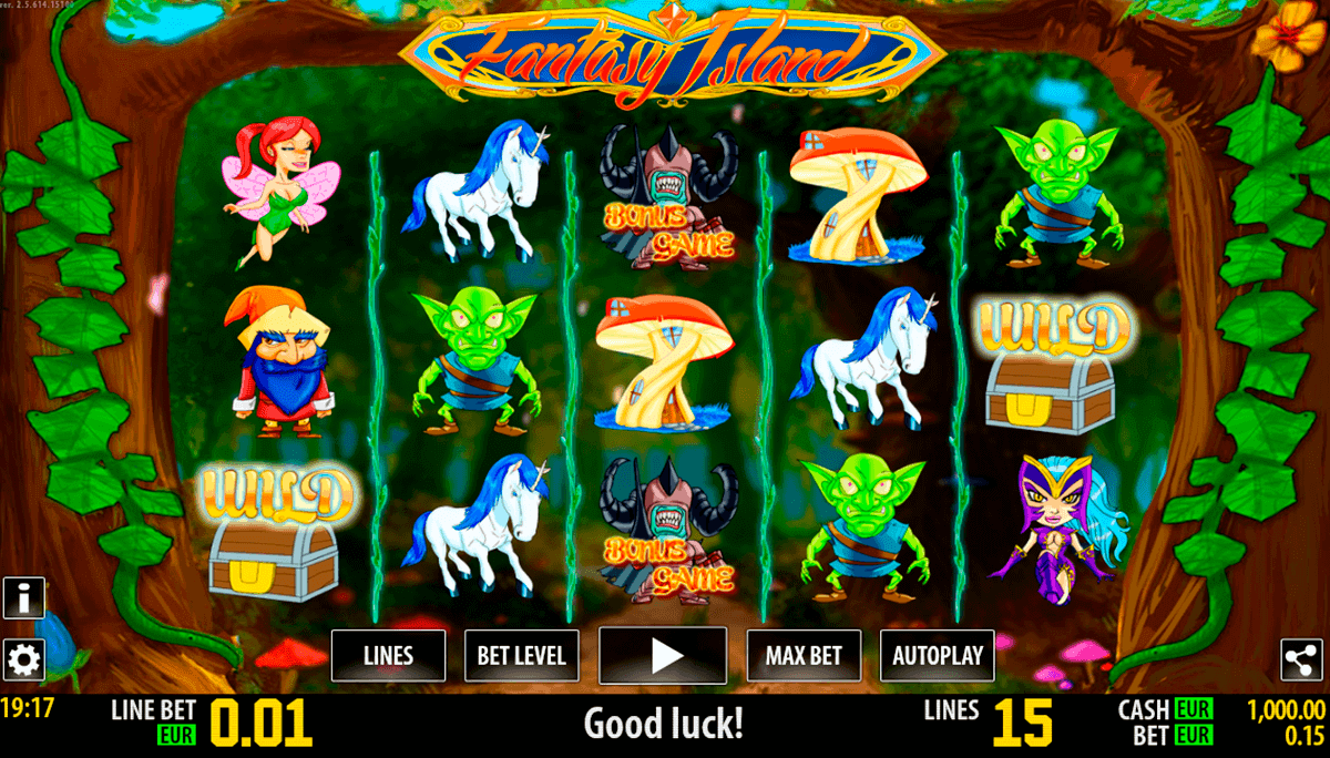 fantasy island hd world match spielautomaten
