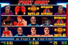 fight night hd world match spielautomaten