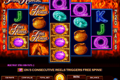 fire horse igt spielautomaten