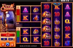 fire queen wms spielautomaten