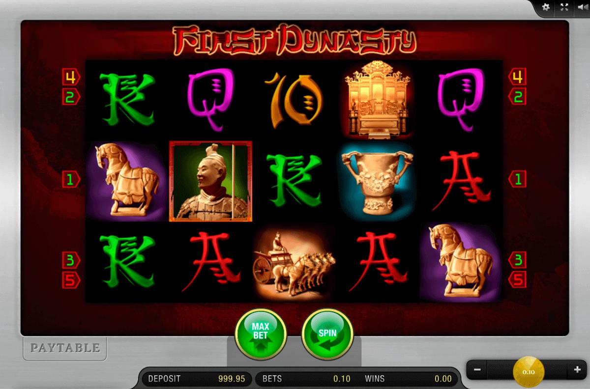 first dynasty merkur spielautomaten