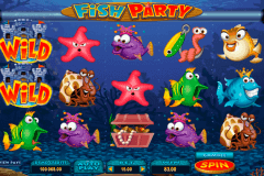 Fish Party slot - spil Microgaming casinospil gratis