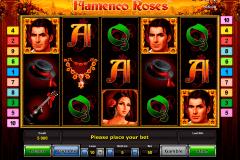 flamenco roses novomatic spielautomaten