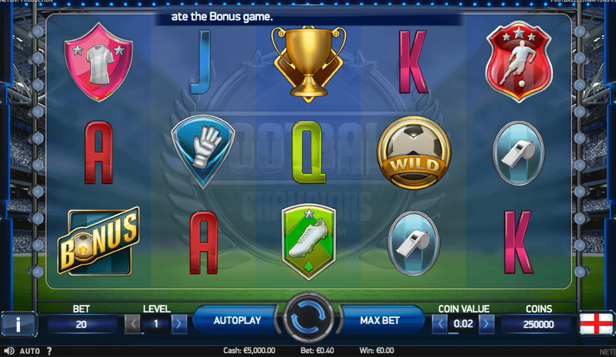 deutsche online casino champions cup football