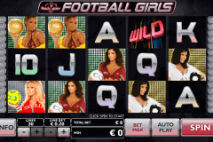 football girls playtech spielautomaten