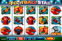 football star microgaming spielautomaten
