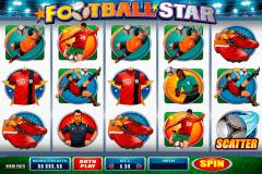 football star microgaming spielautomaten