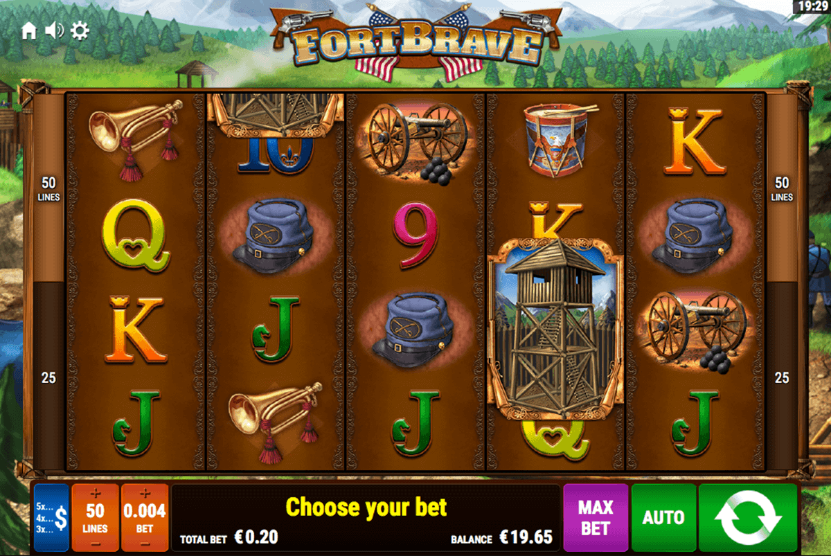 Spiele Fort Brave - Video Slots Online