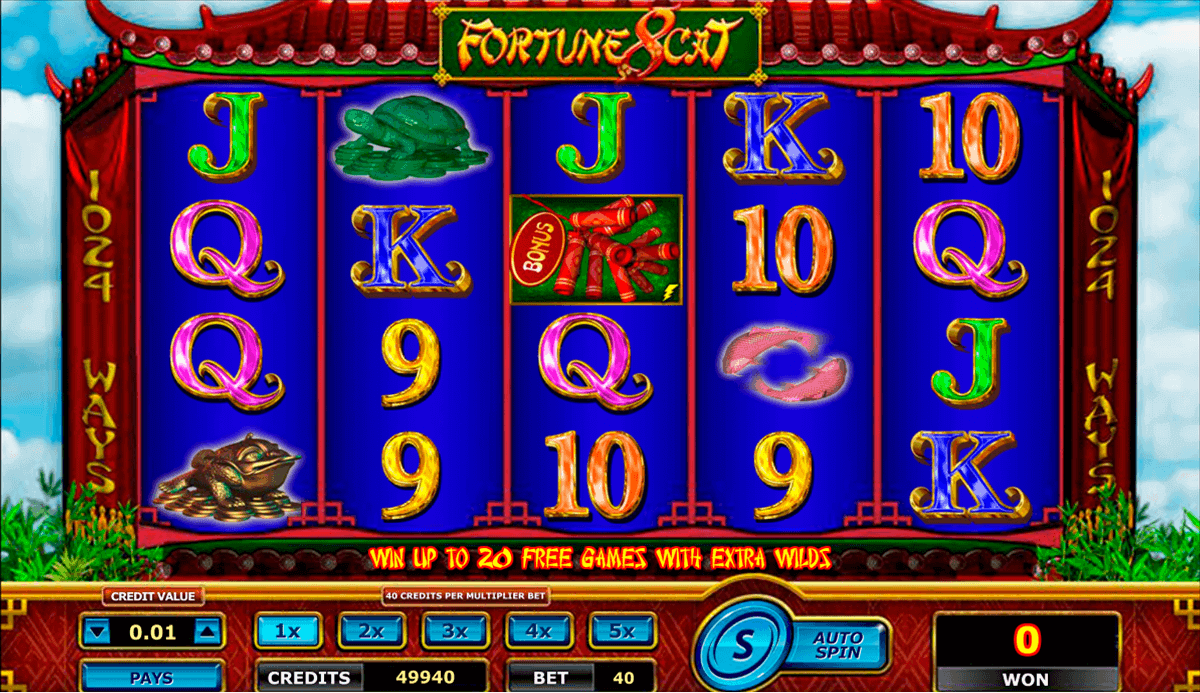 Spiele Fortune Cat (SA Gaming) - Video Slots Online
