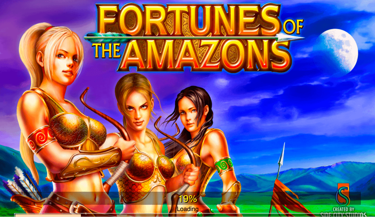 fortunes of the amazons amaya spielautomaten