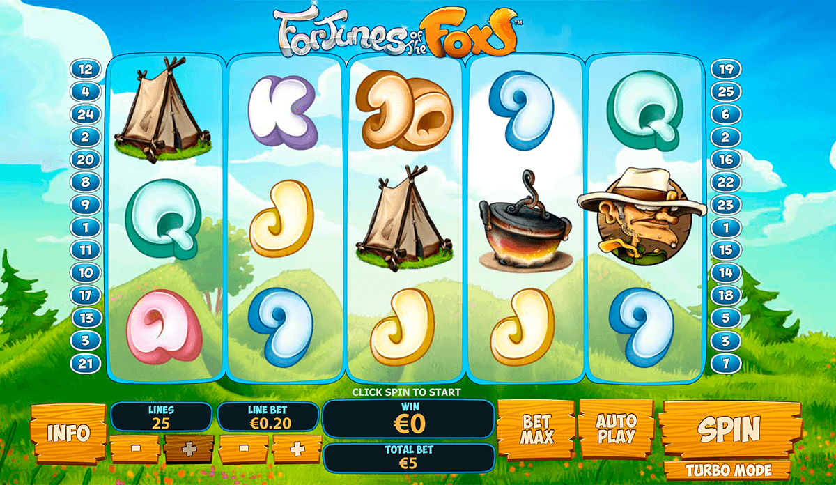 foxy fortunes playtech spielautomaten1