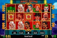 freaky fortune hd world match spielautomaten