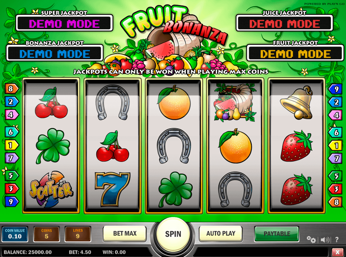casino de online spiele fruits