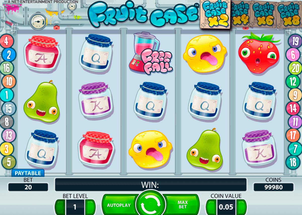 fruit case netent spielautomaten