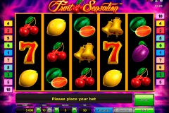 fruit sensation novomatic spielautomaten