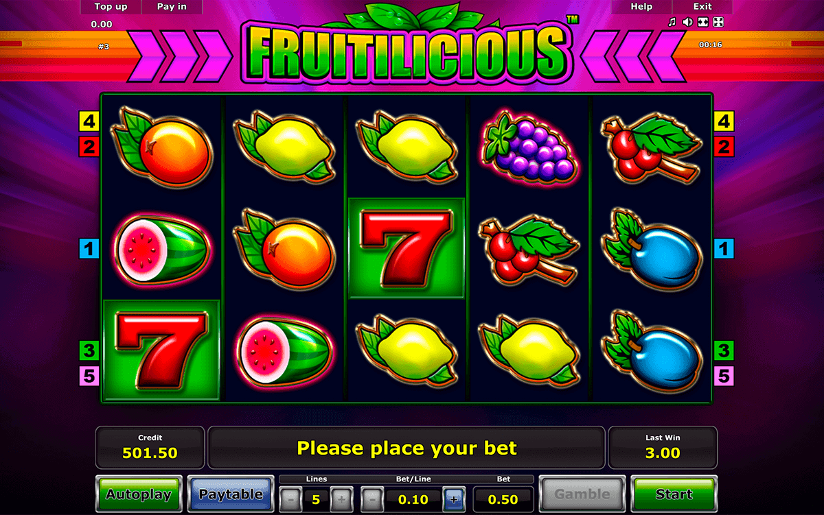 novomatic online casino fruit casino
