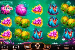 fruitoids yggdrasil spielautomaten