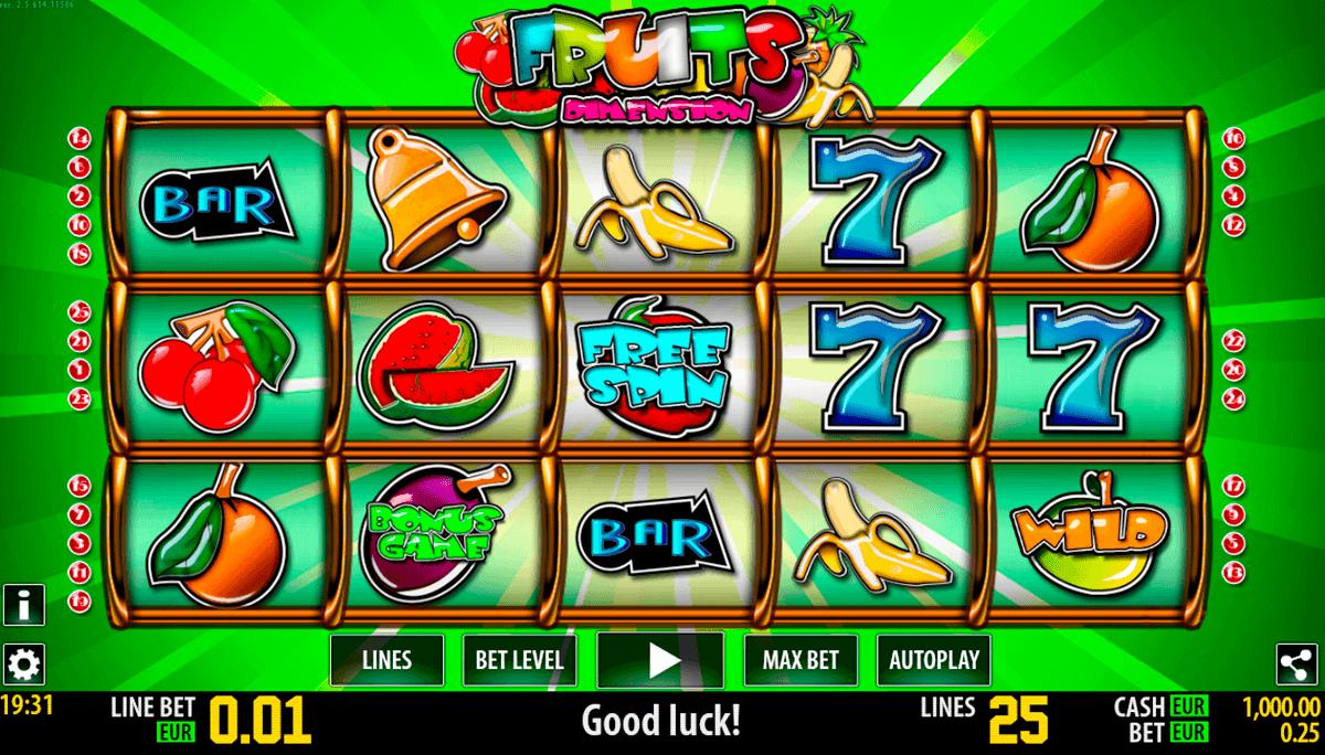 fruits dimension hd world match spielautomaten