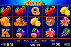 fruits evolution hd world match spielautomaten