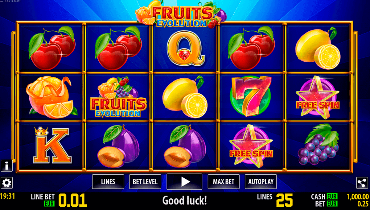 Spiele ClaГџic 7 Fruits - Video Slots Online