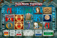 full moon fortunes playtech spielautomaten