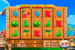funky fruits farm playtech spielautomaten