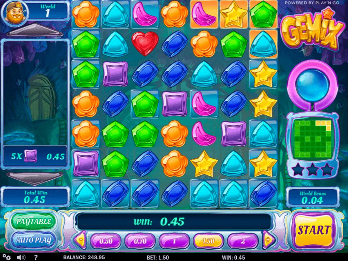 gemix playn spielautomat
