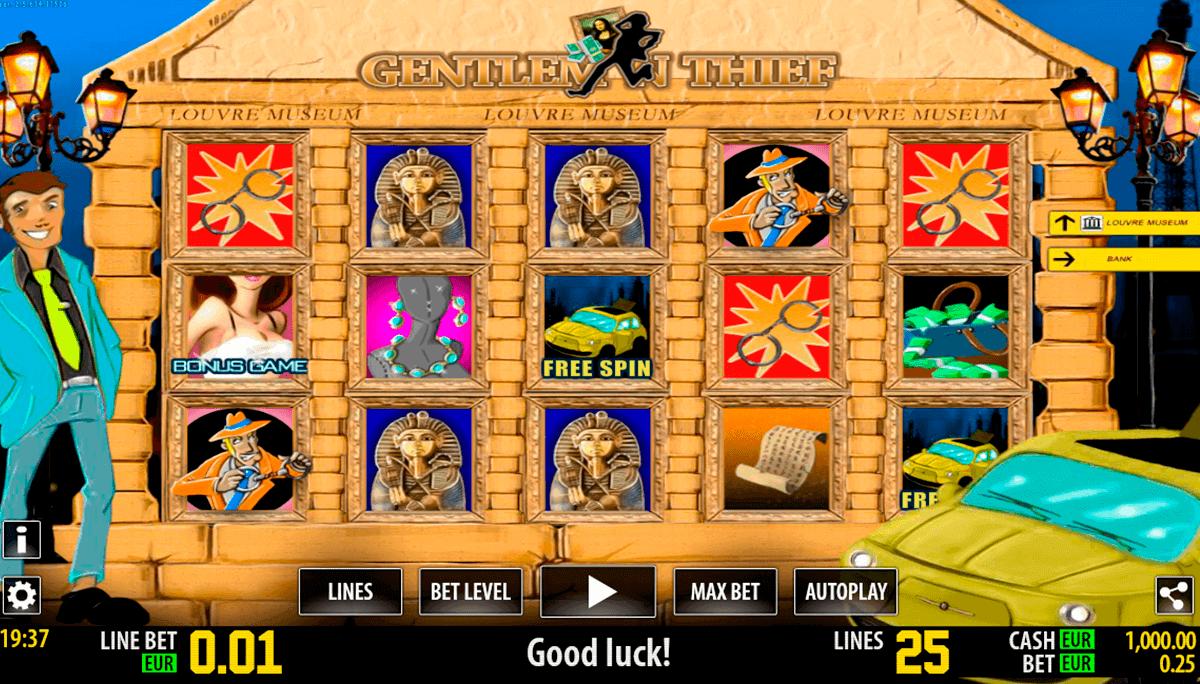 gentleman thief hd world match spielautomaten