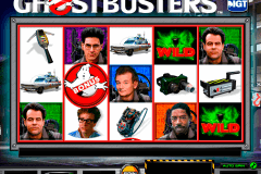 ghostbusters igt spielautomaten