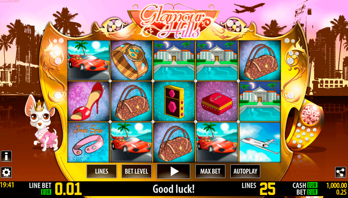 glamour hills hd world match spielautomaten