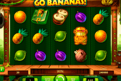 go bananas netent spielautomaten