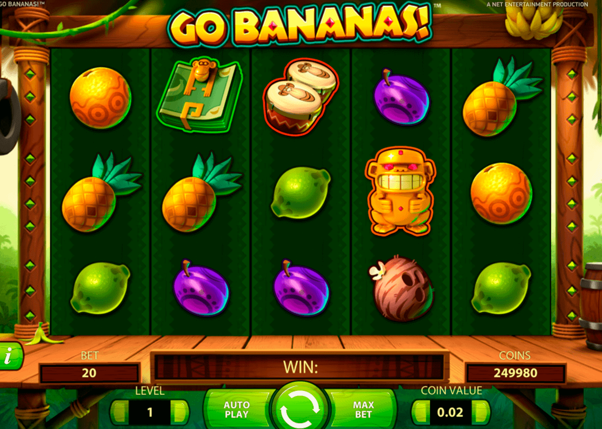 Spiele Going Bananas - Video Slots Online