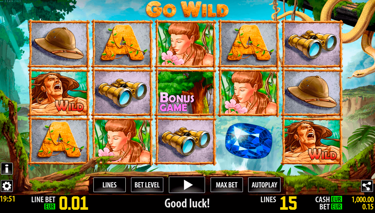 go wild hd world match spielautomaten