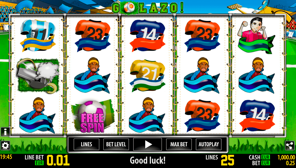 golazo hd world match spielautomaten