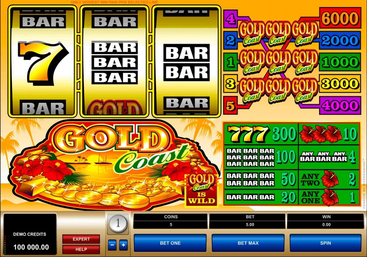 gold coast microgaming spielautomaten