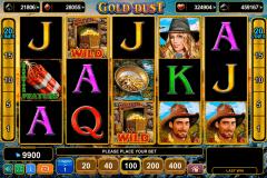 gold dust egtm