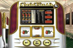 gold rush netent spielautomaten