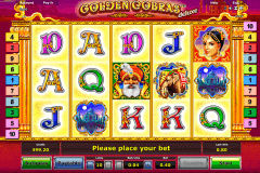 golden cobras delue novomatic spielautomaten