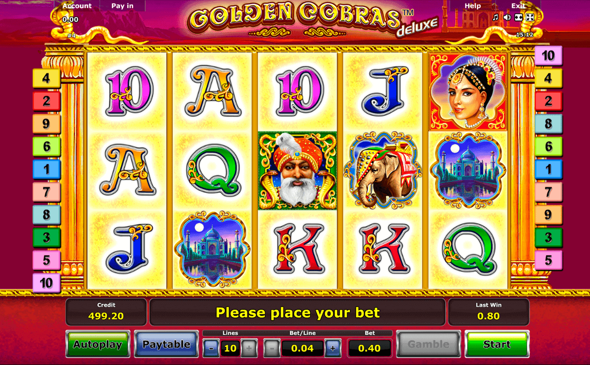 golden online casino spiele king com