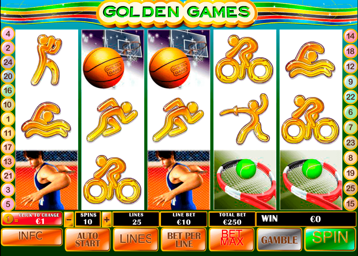 golden games playtech spielautomaten