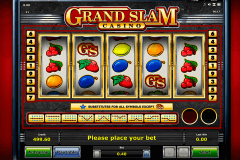grand slam novomatic spielautomaten