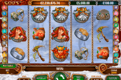 hall of gods netent spielautomaten