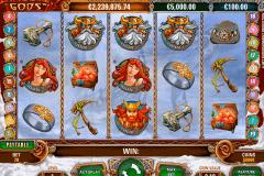 hall of gods netent spielautomaten