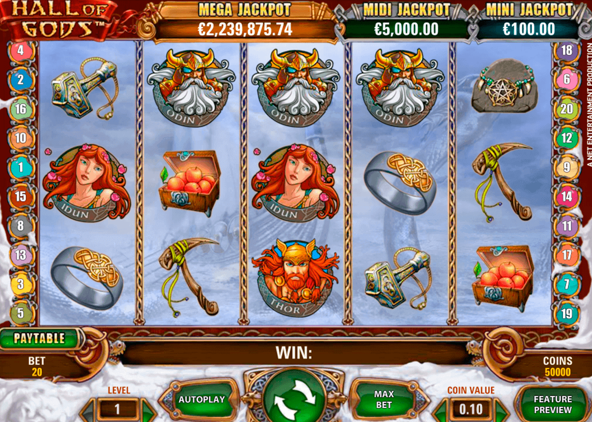 Secret of the Stones kostenlos spielen | Online-Slot.de